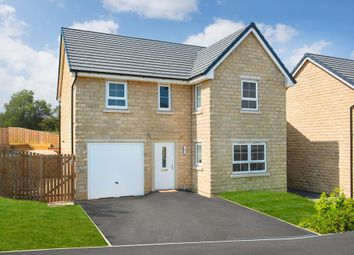 "Thumbnail 4 bed detached house for sale in ""Halton"" at Westminster Avenue, Clayton, Bradford"