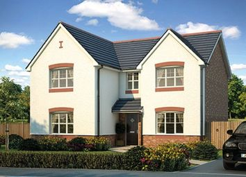 Thumbnail 4 bedroom detached house for sale in Saighton Camp, Sandy Lane, Chester