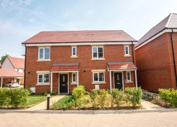 Thumbnail 3 bed semi-detached house for sale in Ibworth Lane, Fleet