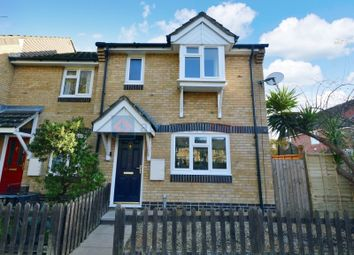Thumbnail 3 bed end terrace house for sale in Stevenson Crescent, London