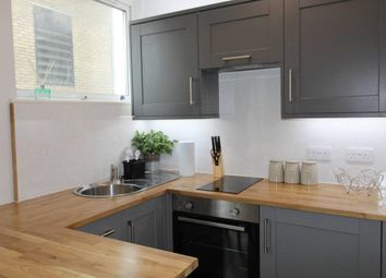 Thumbnail 1 bedroom flat to rent in Serviced Apartment, Franciscan Way, Ipswich, Suffolk