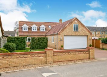 3 bed bungalow for sale in Feldale Lane, Coates, Whittlesey PE7