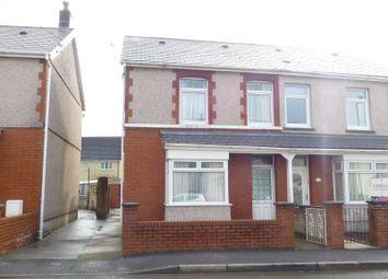 Thumbnail 3 bed semi-detached house for sale in Bonllwyn, Ammanford, Carmarthenshire.