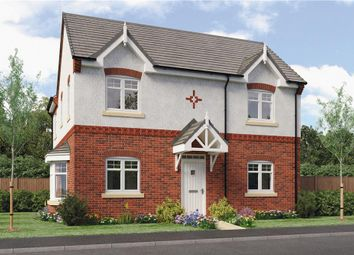 "Thumbnail 4 bed detached house for sale in ""Darley"" at Oteley Road, Shrewsbury"