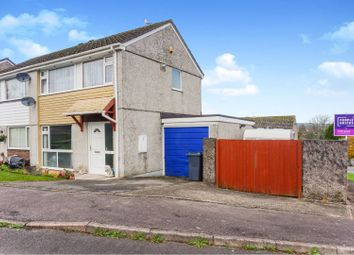 Thumbnail 3 bed semi-detached house for sale in Rapson Road, Liskeard