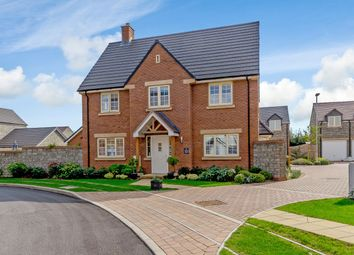 Thumbnail 4 bed detached house for sale in Wand Road, Wells, Somerset