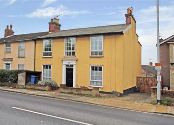 Thumbnail 5 bed semi-detached house for sale in Woodbridge Road, Ipswich