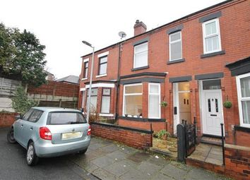Thumbnail 3 bed terraced house to rent in Nelson Avenue, Eccles, Manchester