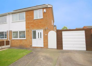 Thumbnail 3 bed semi-detached house for sale in Southfields Rise, North Leverton, Nottinghamshire