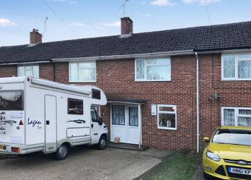 Thumbnail 4 bed terraced house for sale in Hinkler Road, Southampton