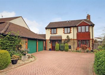 Thumbnail 4 bedroom detached house for sale in Rochford Close, Swindon, Wilts