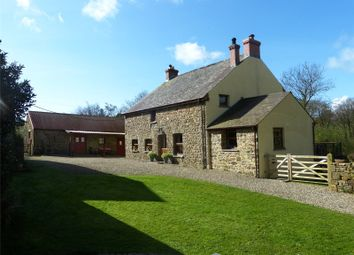 Thumbnail 3 bed detached house for sale in Blaen Pentroydin, Llanddewi Velfrey, Narberth, Pembrokeshire