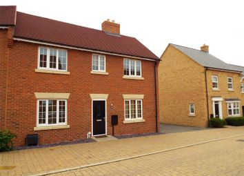 Thumbnail 3 bed property to rent in Whitehead Way, Buckingham