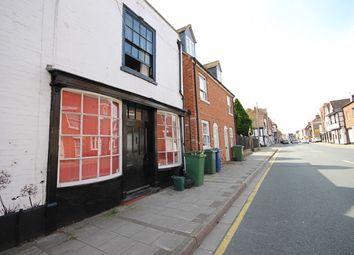 Thumbnail Studio to rent in Barton Street, Tewkesbury