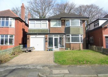 4 bed detached house for sale in Glebelands Road, Prestwich M25