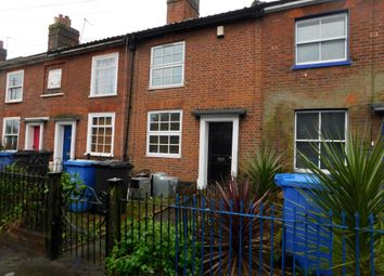 2 bed terraced house to rent in Bracondale, Norwich NR1
