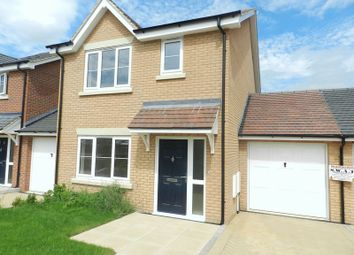 Thumbnail 3 bedroom detached house to rent in 3 Rockfield Drive, Sundon Park Road, Luton