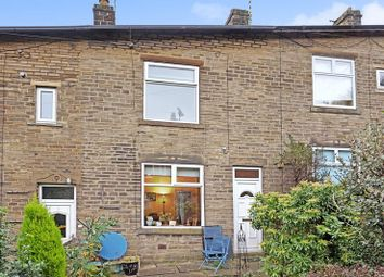 Thumbnail 3 bed terraced house to rent in Cleveley Gardens, Mytholmroyd, Hebden Bridge