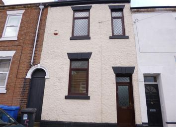 Thumbnail 4 bedroom terraced house to rent in Crompton Street, Derby