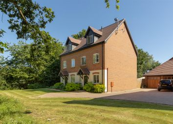 Thumbnail 4 bed semi-detached house for sale in St. Phillips Grove, Bentley Heath, Solihull