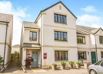 Thumbnail 4 bed end terrace house for sale in Westheath Avenue, Bodmin, Cornwall