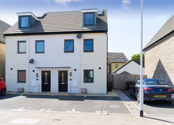 Thumbnail 3 bed property for sale in Watercolour Way, Plymouth