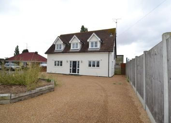 Thumbnail 4 bed detached house for sale in Foxhall Road, Steeple, Southminster