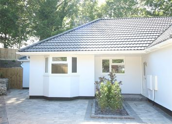 Thumbnail 2 bedroom semi-detached bungalow for sale in Hamble Road, Poole, Dorset