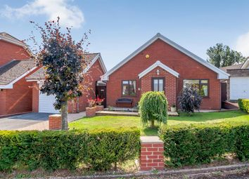 Thumbnail 3 bed detached bungalow for sale in Beech View, Orchard Grove, Ewyas Harold, Herefordshire