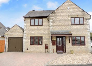 Thumbnail 4 bedroom detached house for sale in Bagworth Drive, Longwell Green, Bristol