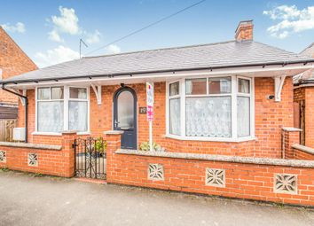 Thumbnail 2 bed detached bungalow for sale in Beaumont Street, Oadby, Leicester