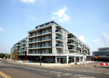 Thumbnail 2 bed flat for sale in Quadrant Court, Empire Way, Wembley