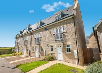 Thumbnail 3 bed semi-detached house to rent in Lytham Park, Oundle, Peterborough