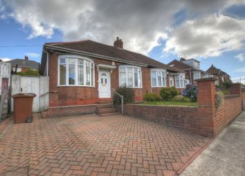 Thumbnail 2 bed semi-detached bungalow for sale in Coldstream Road, Denton Burn, Newcastle Upon Tyne