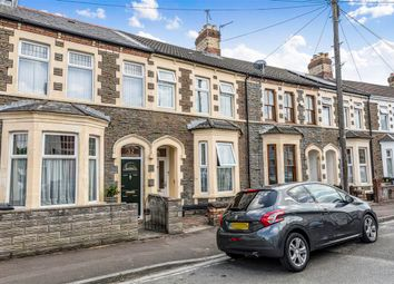 Thumbnail 2 bed terraced house for sale in Radnor Road, Canton, Cardiff