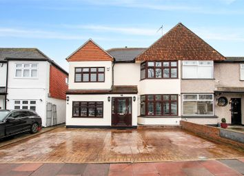 Thumbnail 4 bed semi-detached house for sale in Dene Avenue, Sidcup, Kent