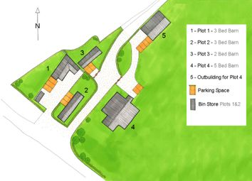 Thumbnail 10 bed barn conversion for sale in Cobblers Green, Felsted