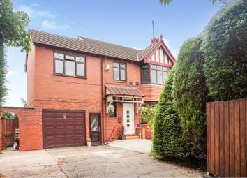 Thumbnail 5 bed semi-detached house for sale in Dialstone Lane, Stockport