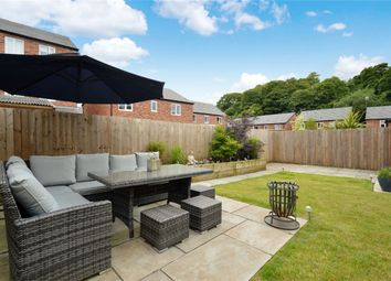 Thumbnail 4 bed detached house for sale in Leat Place, Bollington, Macclesfield, Cheshire
