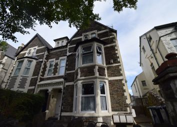 Thumbnail 2 bed flat to rent in Oakfield Street, Roath, Cardiff