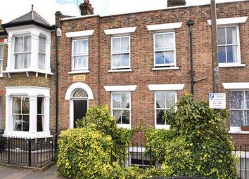 Greenwich South Street, Greenwich, London SE10. 3 bed terraced house for sale