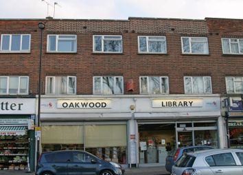 Thumbnail 4 bedroom flat to rent in Bramley Road, London