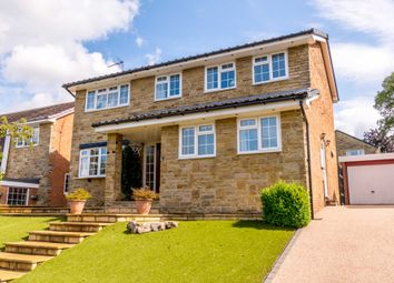 Thumbnail 5 bed detached house for sale in Cardinal Close, Meltham, Holmfirth