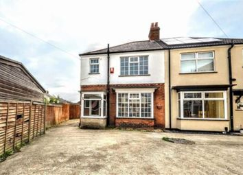 Thumbnail 3 bed semi-detached house for sale in Claremont Road, Grimsby