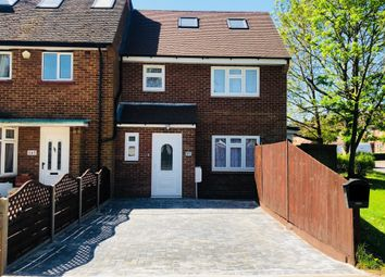 Thumbnail 3 bed end terrace house for sale in Horseshoe Lane, Watford