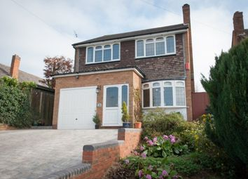 Thumbnail 3 bed detached house for sale in Mordaunt Drive, Four Oaks, Sutton Coldfield