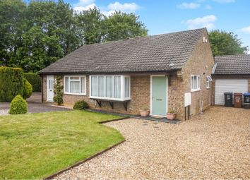 Thumbnail 2 bed bungalow for sale in Ludlow Close, Southfields, Northampton