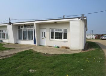 Thumbnail 2 bed bungalow to rent in Bel Air Chalet Estate, St. Osyth, Clacton-On-Sea