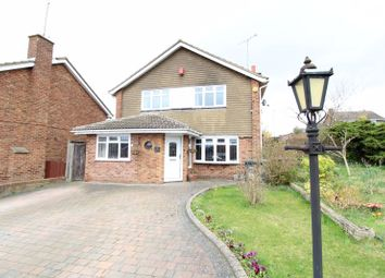 Thumbnail 4 bed detached house for sale in Turnpike Drive, Luton