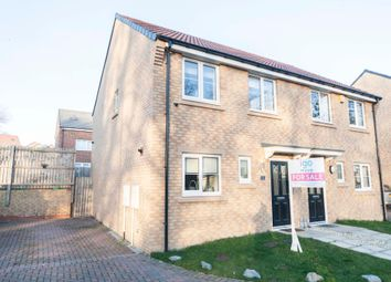 Thumbnail 3 bed semi-detached house for sale in Seaham View, Seaham Close, Norton, Stockton-On-Tees